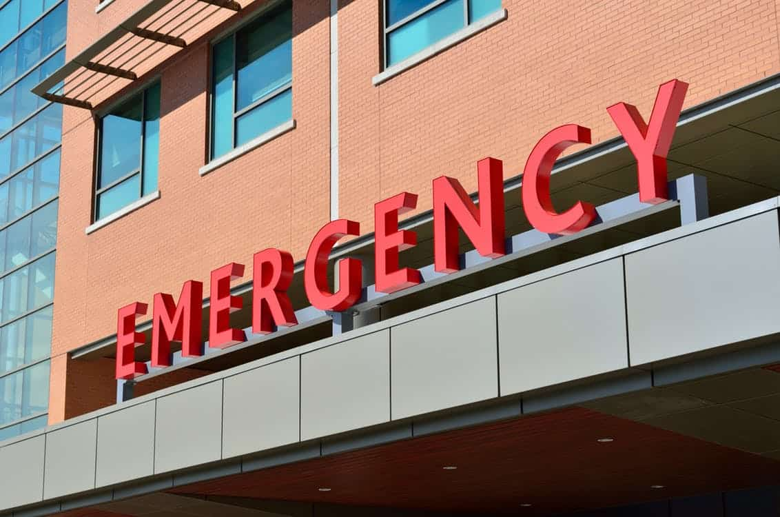emergency building, covid 19