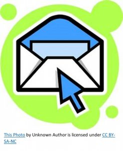 a catchy Subject Line photo of letter sent