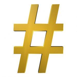 twitter hashtags