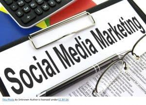 small business marketing on social media